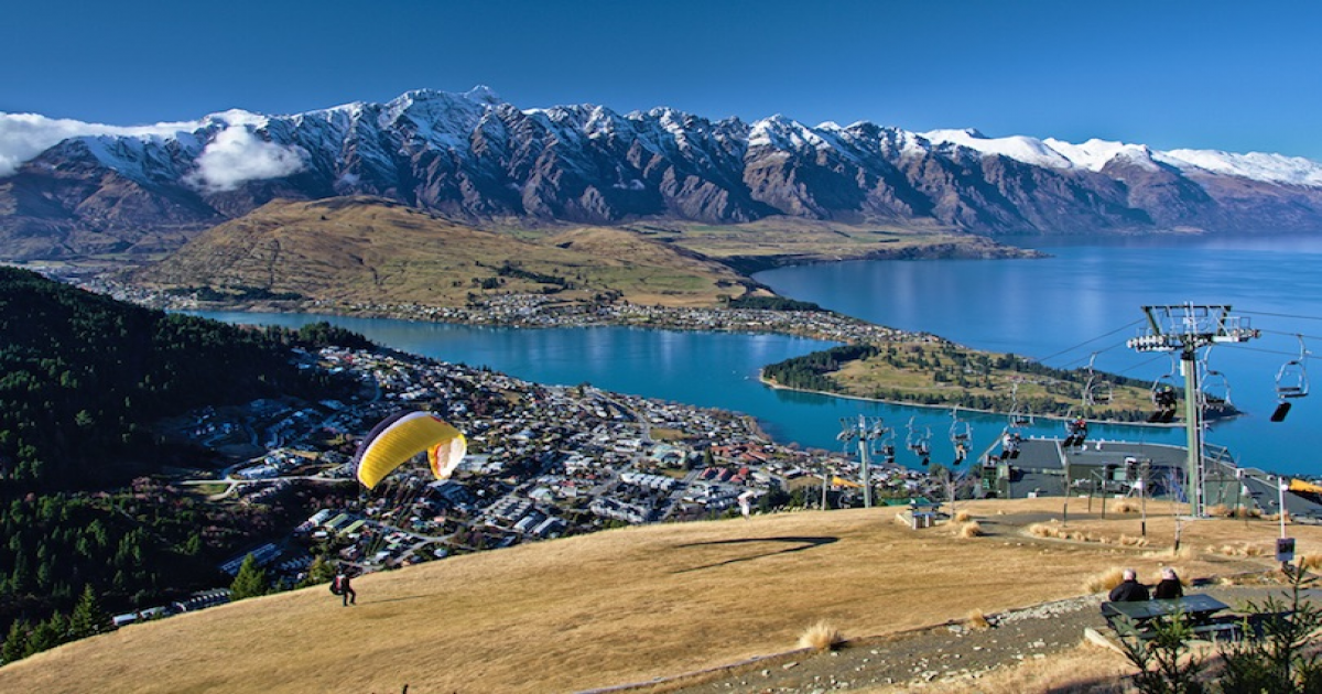 The 5 Most Beautiful Places To Visit In New Zealand.