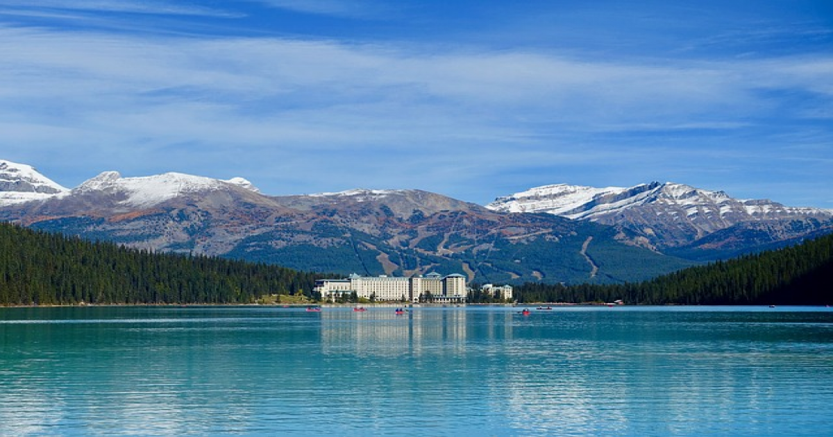 5 Beautiful Places You Have To Visit In Alberta, Canada.